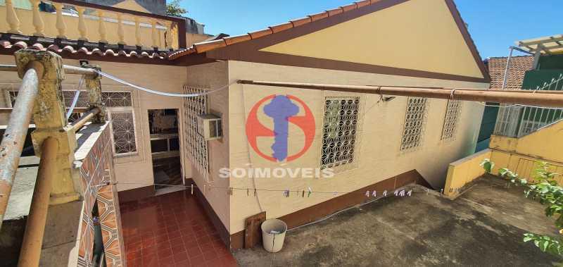ÁREA EXTERNA - Casa em Condomínio 2 quartos à venda Engenho Novo, Rio de Janeiro - R$ 390.000 - TJCN20010 - 19