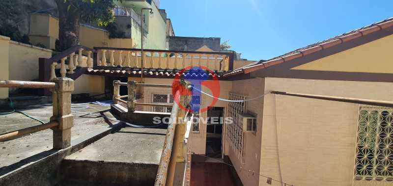 ÁREA EXTERNA - Casa em Condomínio 2 quartos à venda Engenho Novo, Rio de Janeiro - R$ 390.000 - TJCN20010 - 20