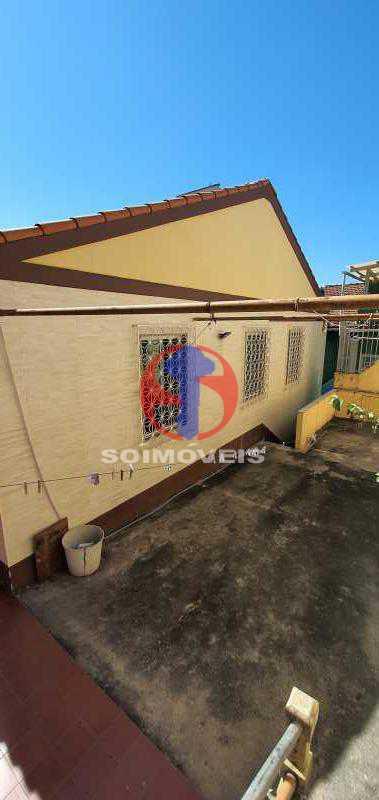ÁREA EXTERNA - Casa em Condomínio 2 quartos à venda Engenho Novo, Rio de Janeiro - R$ 390.000 - TJCN20010 - 21