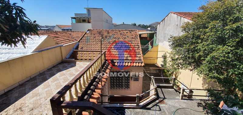 ÁREA EXTERNA - Casa em Condomínio 2 quartos à venda Engenho Novo, Rio de Janeiro - R$ 390.000 - TJCN20010 - 22