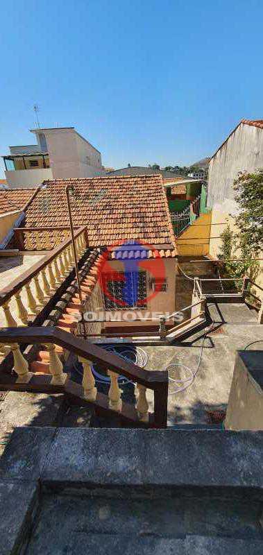 ÁREA EXTERNA - Casa em Condomínio 2 quartos à venda Engenho Novo, Rio de Janeiro - R$ 390.000 - TJCN20010 - 23