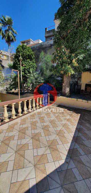 ÁREA EXTERNA - Casa em Condomínio 2 quartos à venda Engenho Novo, Rio de Janeiro - R$ 390.000 - TJCN20010 - 24