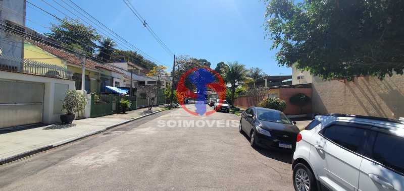 ÁREA EXTERNA - Casa em Condomínio 2 quartos à venda Engenho Novo, Rio de Janeiro - R$ 390.000 - TJCN20010 - 25