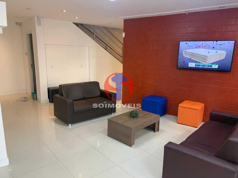 12 - Casa Comercial 176m² à venda Tijuca, Rio de Janeiro - R$ 2.100.000 - TJCC00001 - 13