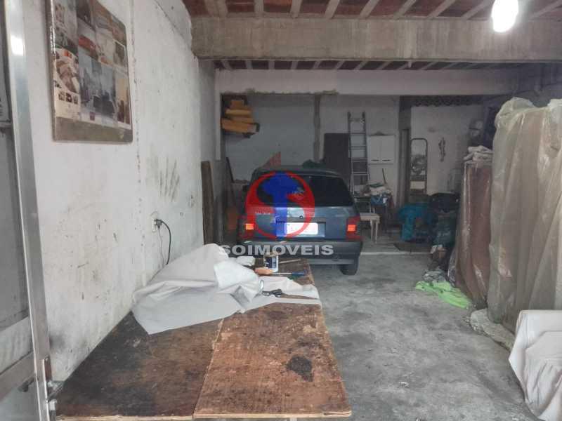 Garagem - Casa 2 quartos à venda Engenho de Dentro, Rio de Janeiro - R$ 299.000 - TJCA20066 - 22