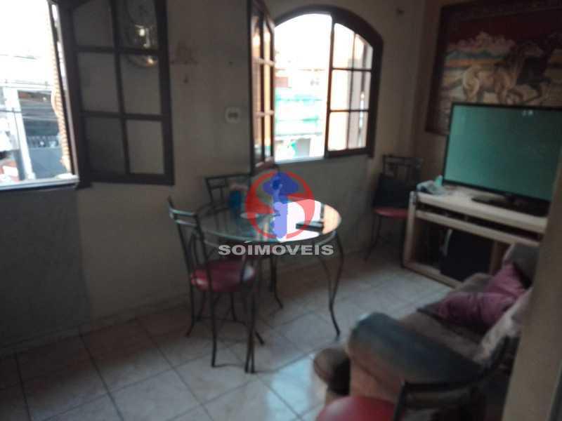 Sala de estar - Casa 2 quartos à venda Engenho de Dentro, Rio de Janeiro - R$ 299.000 - TJCA20066 - 8