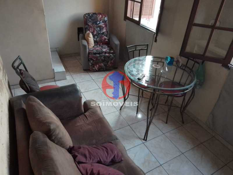 Sala de estar - Casa 2 quartos à venda Engenho de Dentro, Rio de Janeiro - R$ 299.000 - TJCA20066 - 7