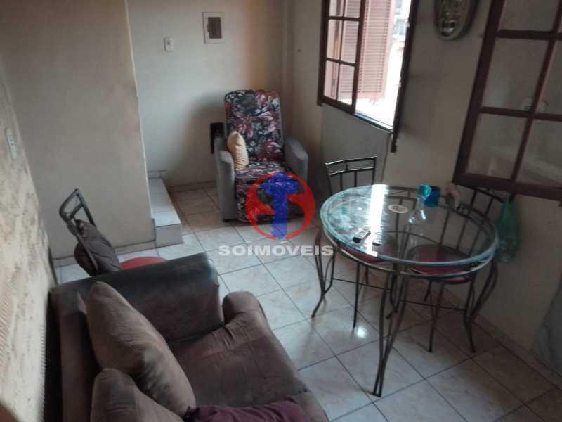 Sala de estar - Casa 2 quartos à venda Engenho de Dentro, Rio de Janeiro - R$ 299.000 - TJCA20066 - 9