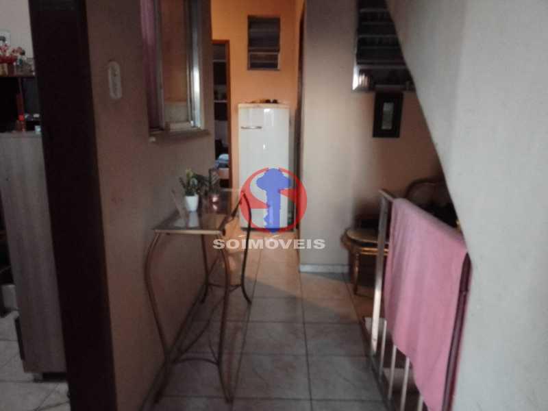 Circulação - Casa 2 quartos à venda Engenho de Dentro, Rio de Janeiro - R$ 299.000 - TJCA20066 - 18