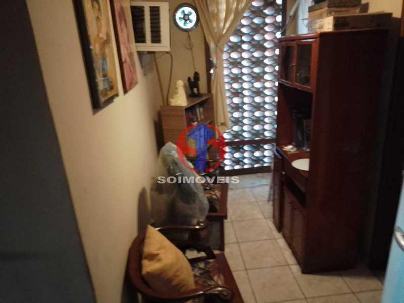 sala de visita - Casa 2 quartos à venda Engenho de Dentro, Rio de Janeiro - R$ 299.000 - TJCA20066 - 10