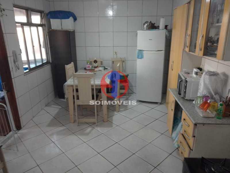 Cozinha - Casa 2 quartos à venda Engenho de Dentro, Rio de Janeiro - R$ 299.000 - TJCA20066 - 21