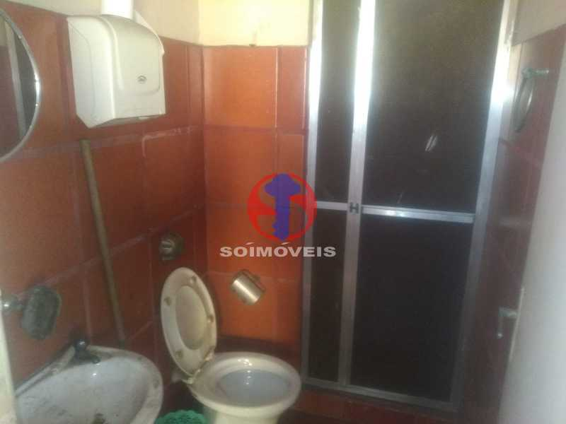 WC TERRAÇO - Casa 3 quartos à venda Engenho Novo, Rio de Janeiro - R$ 550.000 - TJCA30092 - 25