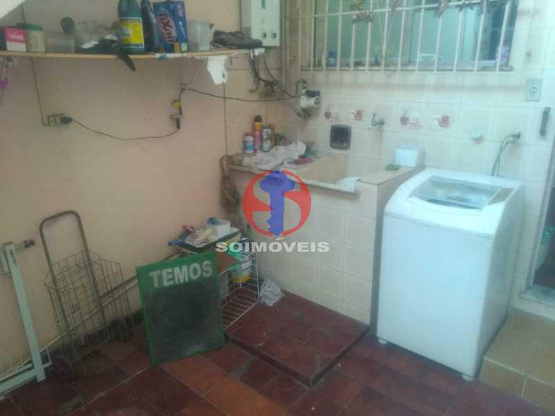 ÀREA - Casa 3 quartos à venda Engenho Novo, Rio de Janeiro - R$ 550.000 - TJCA30092 - 20