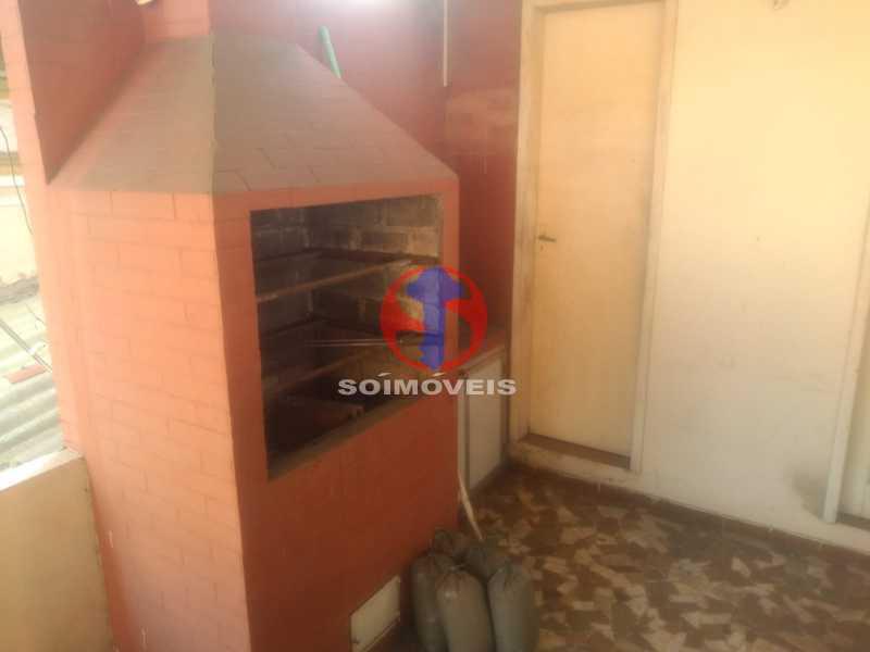 CHURRASQUEIRA - Casa 3 quartos à venda Engenho Novo, Rio de Janeiro - R$ 550.000 - TJCA30092 - 24