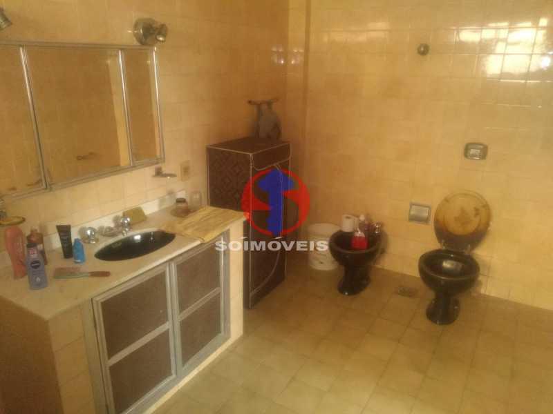 WC SUÍTE - Casa 3 quartos à venda Engenho Novo, Rio de Janeiro - R$ 550.000 - TJCA30092 - 8