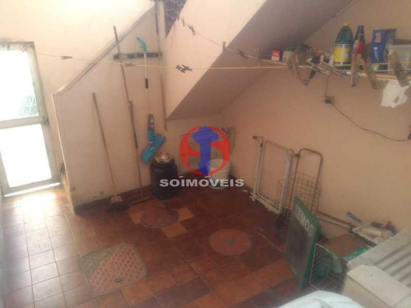 QUINTAL - Casa 3 quartos à venda Engenho Novo, Rio de Janeiro - R$ 550.000 - TJCA30092 - 19