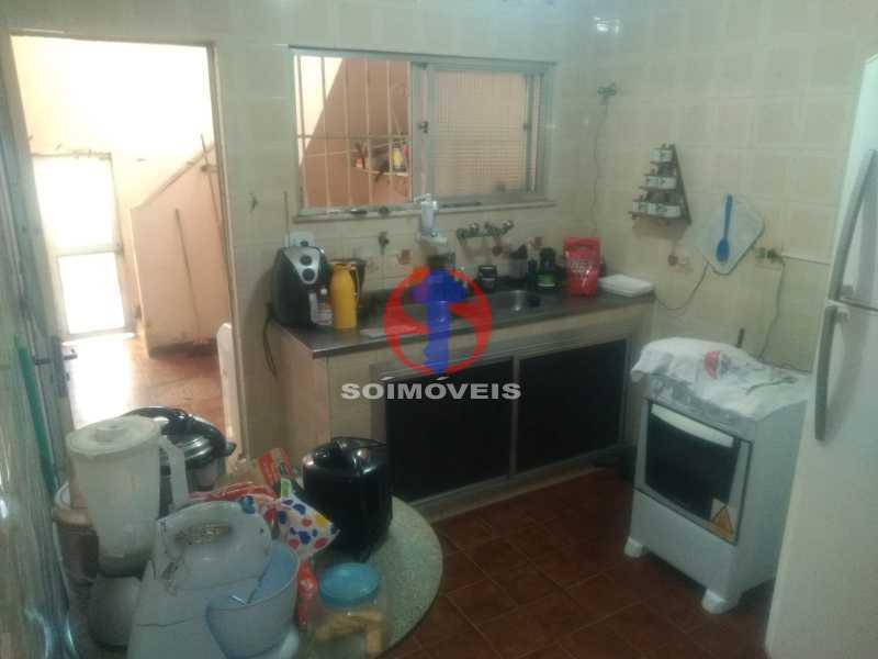 COZINHA - Casa 3 quartos à venda Engenho Novo, Rio de Janeiro - R$ 550.000 - TJCA30092 - 17