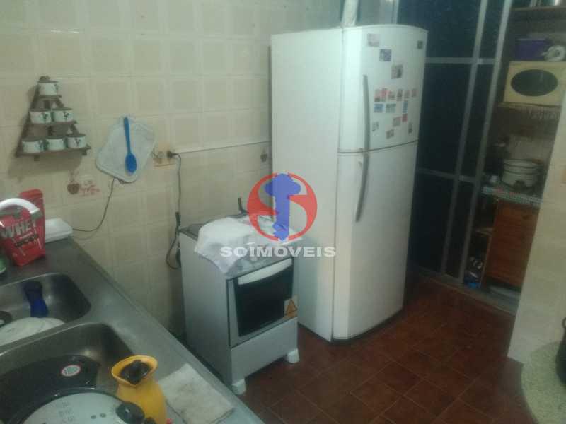 COZINHA - Casa 3 quartos à venda Engenho Novo, Rio de Janeiro - R$ 550.000 - TJCA30092 - 18