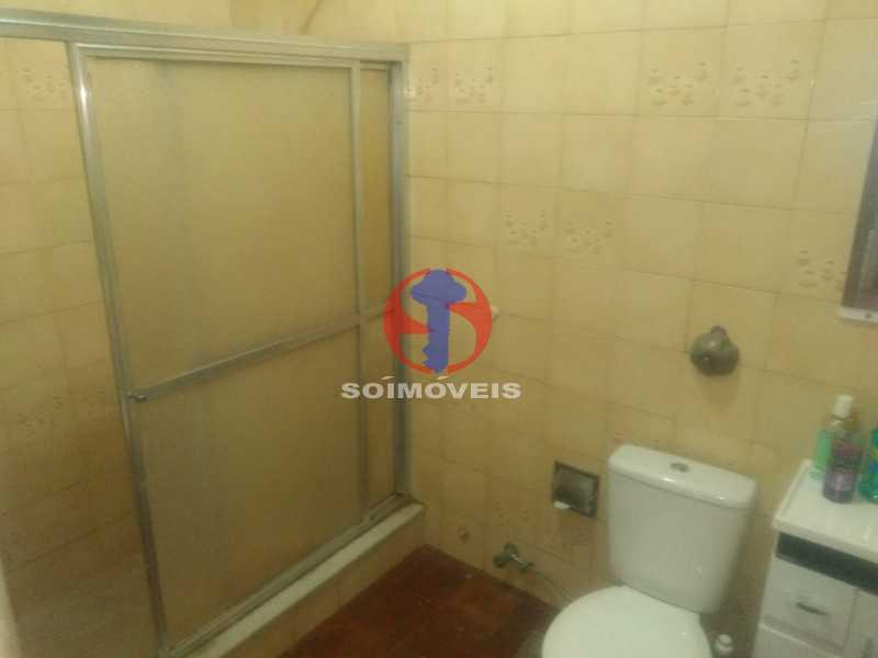 WC - Casa 3 quartos à venda Engenho Novo, Rio de Janeiro - R$ 550.000 - TJCA30092 - 13