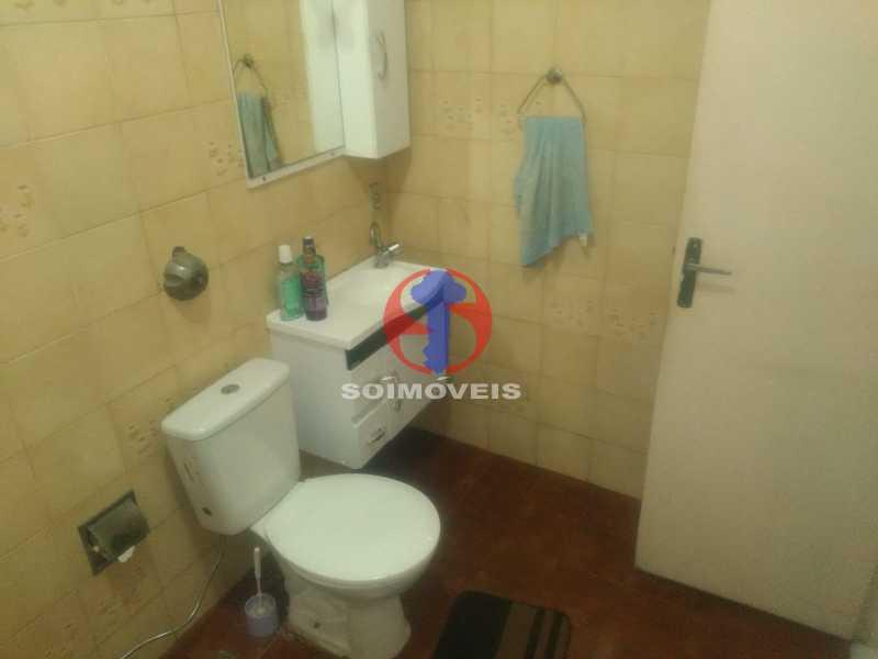 WC - Casa 3 quartos à venda Engenho Novo, Rio de Janeiro - R$ 550.000 - TJCA30092 - 14