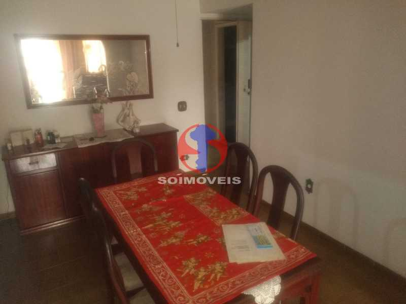 SALA DE JANTAR - Casa 3 quartos à venda Engenho Novo, Rio de Janeiro - R$ 550.000 - TJCA30092 - 4
