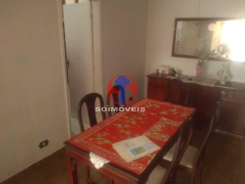 SALA DE JANTAR - Casa 3 quartos à venda Engenho Novo, Rio de Janeiro - R$ 550.000 - TJCA30092 - 5