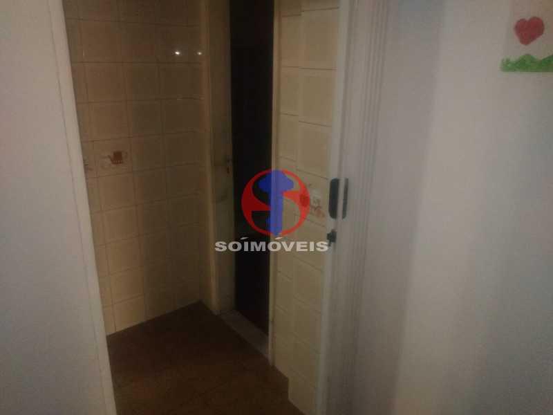 CIRCULAÇÃO - Casa 3 quartos à venda Engenho Novo, Rio de Janeiro - R$ 550.000 - TJCA30092 - 10