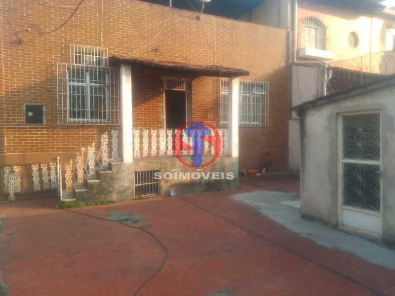 FACHADA - Casa 3 quartos à venda Engenho Novo, Rio de Janeiro - R$ 550.000 - TJCA30092 - 29