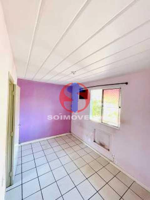 Quarto - Casa de Vila 2 quartos à venda Engenho de Dentro, Rio de Janeiro - R$ 330.000 - TJCV20119 - 9