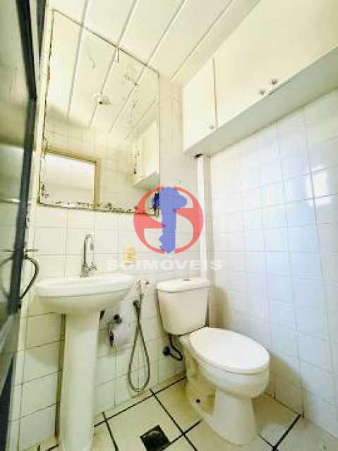 Banheiro Social - Casa de Vila 2 quartos à venda Engenho de Dentro, Rio de Janeiro - R$ 330.000 - TJCV20119 - 17