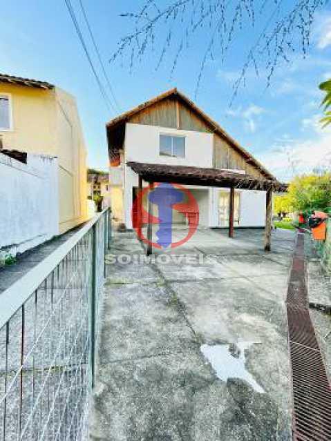 Salão cond - Casa de Vila 2 quartos à venda Engenho de Dentro, Rio de Janeiro - R$ 330.000 - TJCV20119 - 24