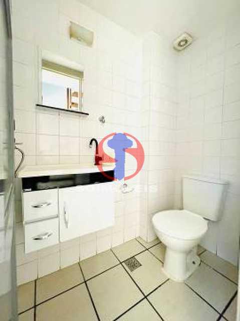 Banheiro Social - Casa de Vila 2 quartos à venda Engenho de Dentro, Rio de Janeiro - R$ 330.000 - TJCV20119 - 16