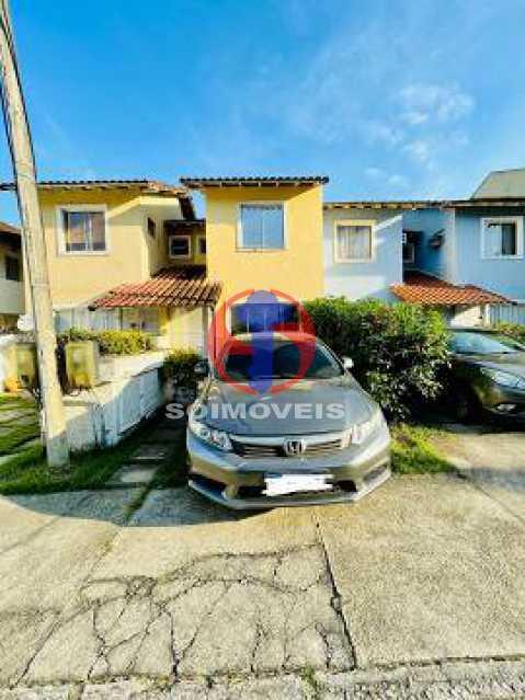 Frente - Casa de Vila 2 quartos à venda Engenho de Dentro, Rio de Janeiro - R$ 330.000 - TJCV20119 - 31
