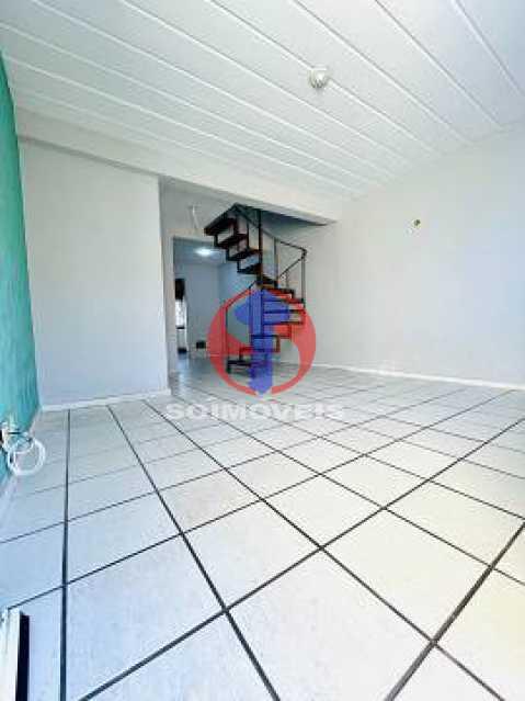 Sala de Estar - Casa de Vila 2 quartos à venda Engenho de Dentro, Rio de Janeiro - R$ 330.000 - TJCV20119 - 7