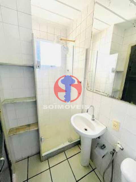 Lavabo - Casa de Vila 2 quartos à venda Engenho de Dentro, Rio de Janeiro - R$ 330.000 - TJCV20119 - 11