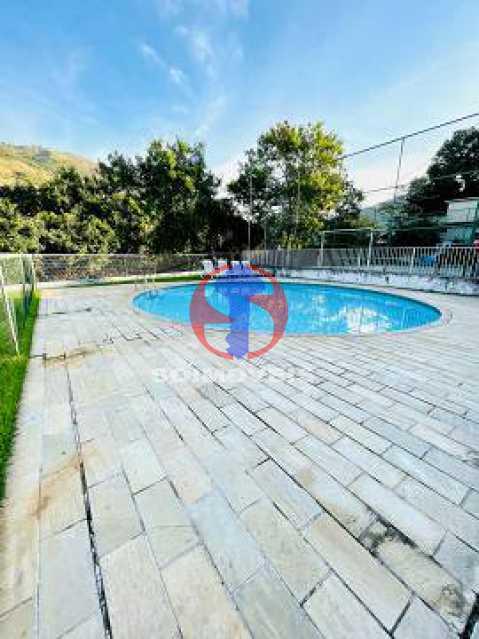Piscina - Casa de Vila 2 quartos à venda Engenho de Dentro, Rio de Janeiro - R$ 330.000 - TJCV20119 - 28