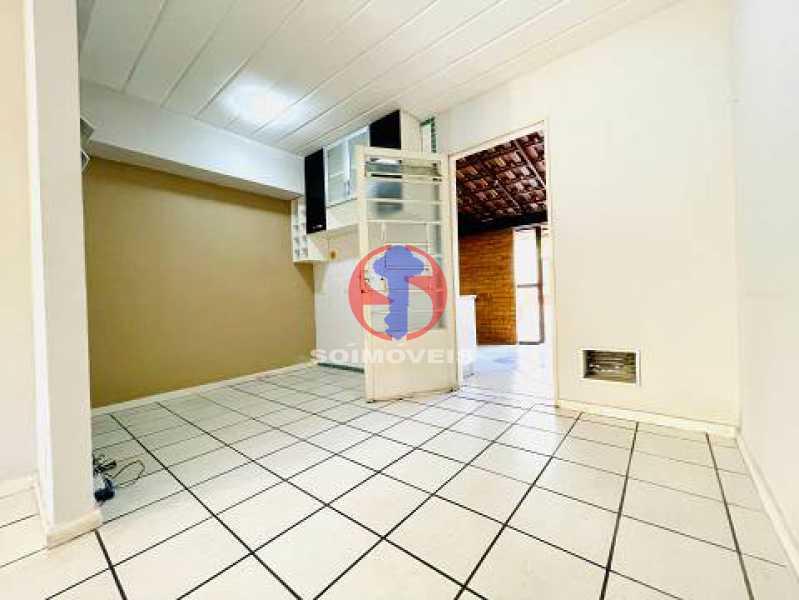 Sala de Jantar - Casa de Vila 2 quartos à venda Engenho de Dentro, Rio de Janeiro - R$ 330.000 - TJCV20119 - 8