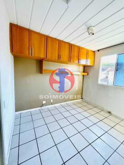 Quarto - Casa de Vila 2 quartos à venda Engenho de Dentro, Rio de Janeiro - R$ 330.000 - TJCV20119 - 12
