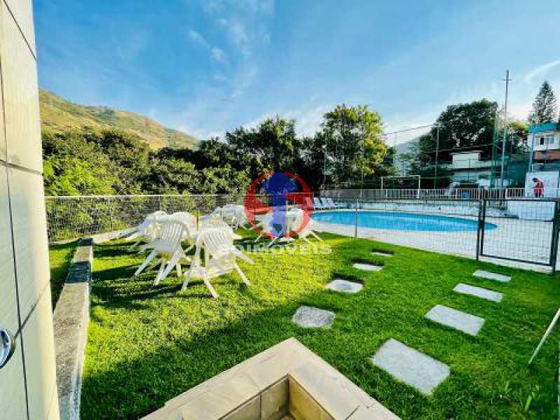 Piscina - Casa de Vila 2 quartos à venda Engenho de Dentro, Rio de Janeiro - R$ 330.000 - TJCV20119 - 29