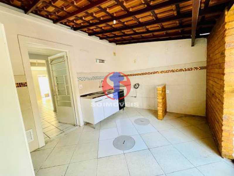 Copa Cozinha - Casa de Vila 2 quartos à venda Engenho de Dentro, Rio de Janeiro - R$ 330.000 - TJCV20119 - 19