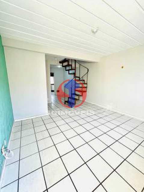 Sala de Estar - Casa de Vila 2 quartos à venda Engenho de Dentro, Rio de Janeiro - R$ 330.000 - TJCV20119 - 6