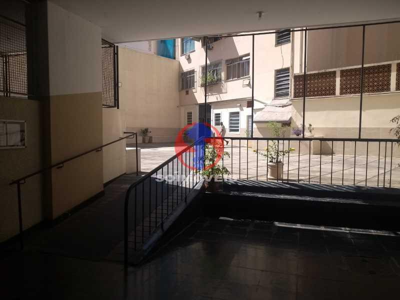 Passagem Antonio Basílio - Apartamento 1 quarto para venda e aluguel Tijuca, Rio de Janeiro - R$ 300.000 - TJAP10368 - 1