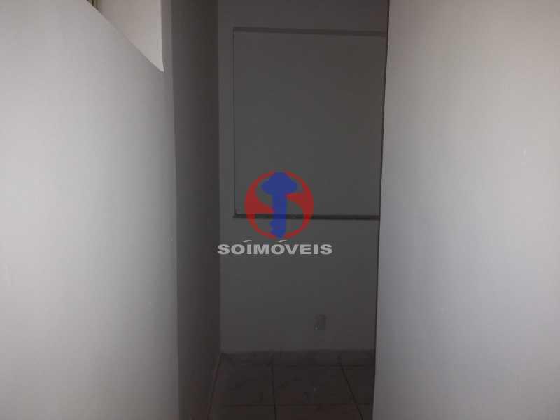 Entrada Quarto - Apartamento 1 quarto para venda e aluguel Tijuca, Rio de Janeiro - R$ 300.000 - TJAP10368 - 6