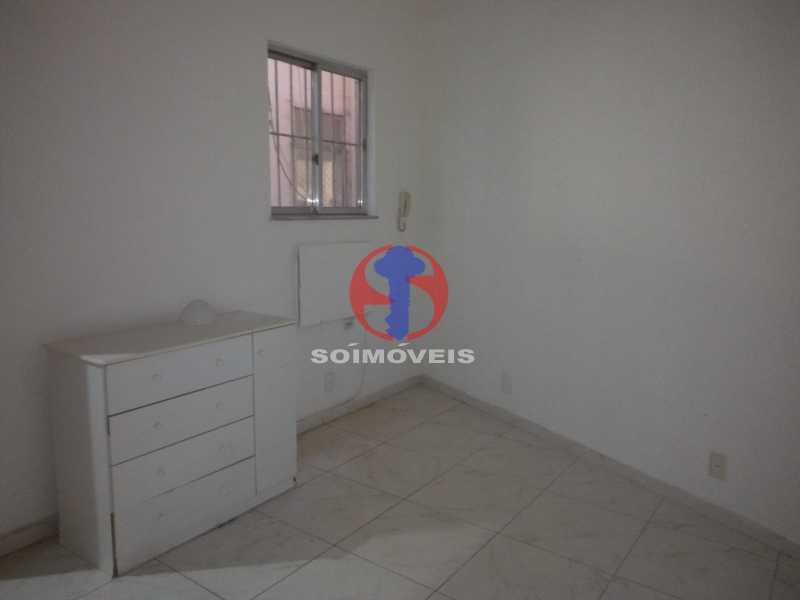 Quarto - Apartamento 1 quarto para venda e aluguel Tijuca, Rio de Janeiro - R$ 300.000 - TJAP10368 - 8
