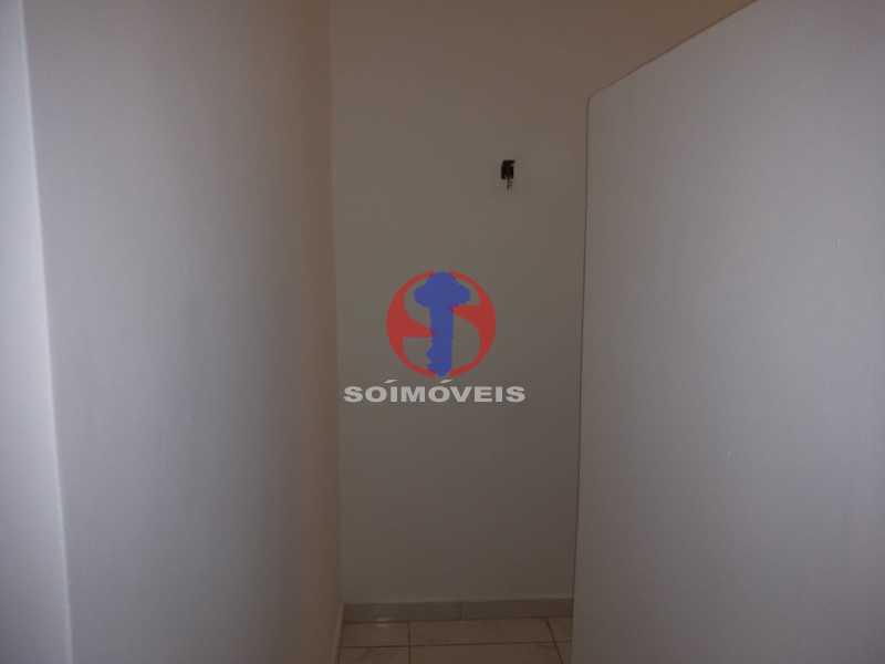 Quarto  - Apartamento 1 quarto para venda e aluguel Tijuca, Rio de Janeiro - R$ 300.000 - TJAP10368 - 9