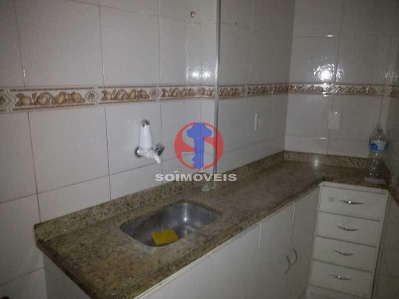 Cozinha - Apartamento 1 quarto para venda e aluguel Tijuca, Rio de Janeiro - R$ 300.000 - TJAP10368 - 17