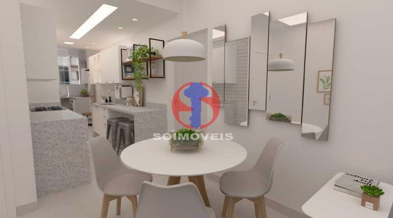 WhatsApp Image 2021-08-25 at 1 - Apartamento 2 quartos à venda Copacabana, Rio de Janeiro - R$ 749.000 - TJAP21627 - 1