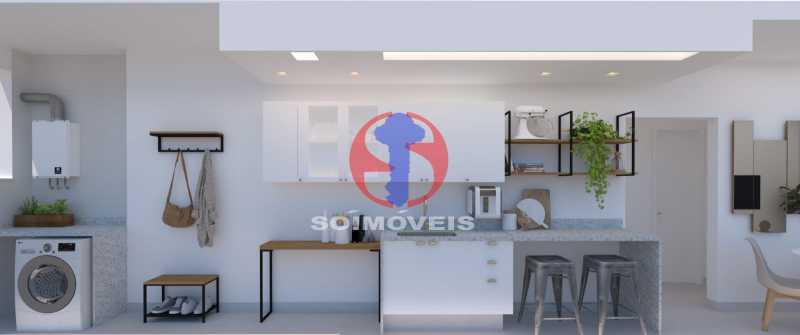 WhatsApp Image 2021-08-25 at 1 - Apartamento 2 quartos à venda Copacabana, Rio de Janeiro - R$ 749.000 - TJAP21627 - 13