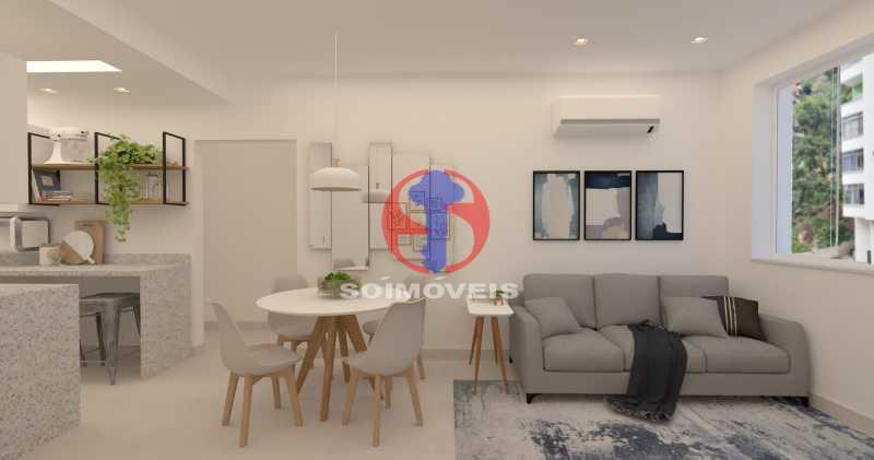 WhatsApp Image 2021-08-25 at 1 - Apartamento 2 quartos à venda Copacabana, Rio de Janeiro - R$ 749.000 - TJAP21627 - 5