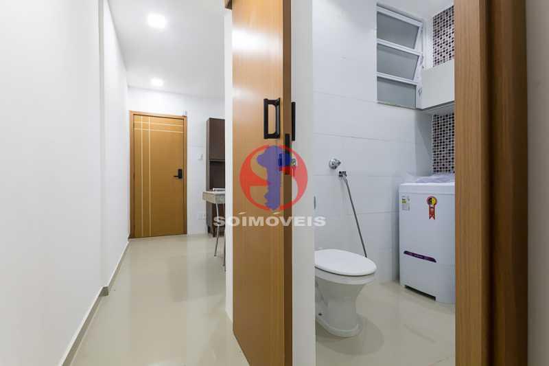1471907244eb686d-IMG_3378 - Apartamento 1 quarto à venda Copacabana, Rio de Janeiro - R$ 529.000 - TJAP10367 - 14